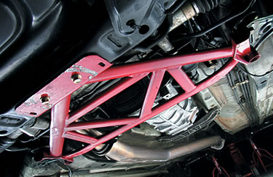 FEATURE | Chassis Reinforcement Guide ] J D M  OPTION