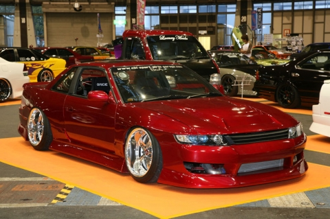Different Front Ends On A 200sx Driftworks Forum