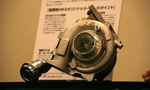 HKS newターボシリーズ 発表!