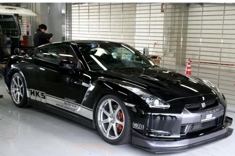 HKS GT-R [R35]