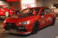 LANCER EVOLUTION X tuned by RALLIART