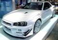 Mine's BNR34 GT-R