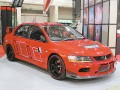 LANCER Evolution tuned by RALLIART