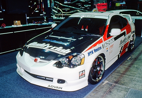 Buddy Club INTEGRA TYPE-R