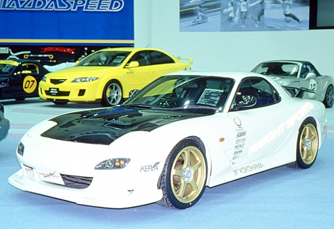 KNIGHT SPORTS FD3S STREET SPEC