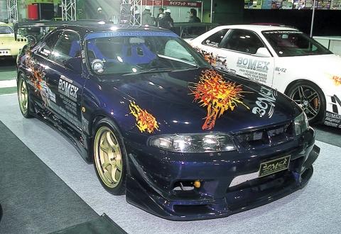 BOMEX R33GTR by HIRATA ENGINEERING