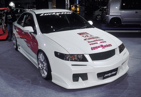 LUCKY STAR ACCORD