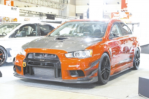 EXTREMOR CZ4A LANCER EVOLUTION ? ARISING-?